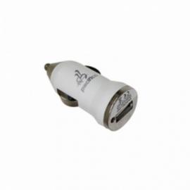 АЗУ 1USB БЕЛЫЙ Universal USB 1000A 12V HZ-008 (1шт)