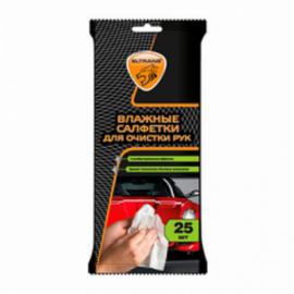EL-0310.01 Влажные салфетки для очистки рук 25шт./72 пачки.