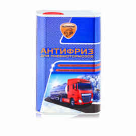 EL-0606.11 Антифриз для пневмотормозов 1000 мл./6 шт. (жестяная канистра)