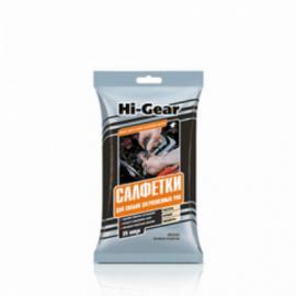 HG5585 Салфетки для сильно загрязненных рук 25 шт/24шт