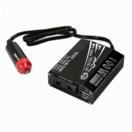 PM6800 Преобразователь напряжения 12В на 220В 100W