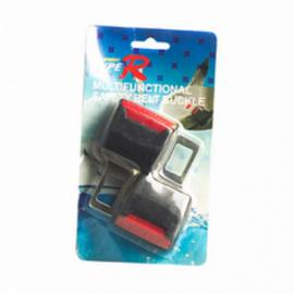 Заглушка для ремня безопасности с крепежом под ремень (2шт) TR